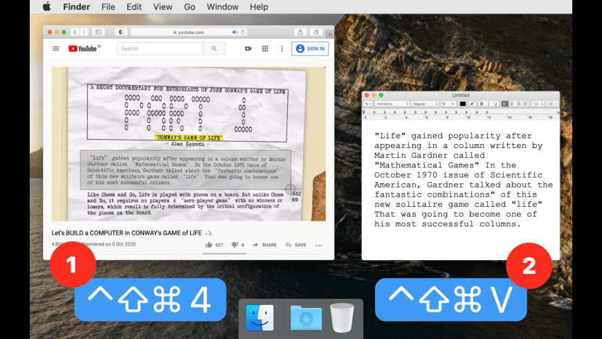 Clipboard Image to Text for Mac - review, screenshots