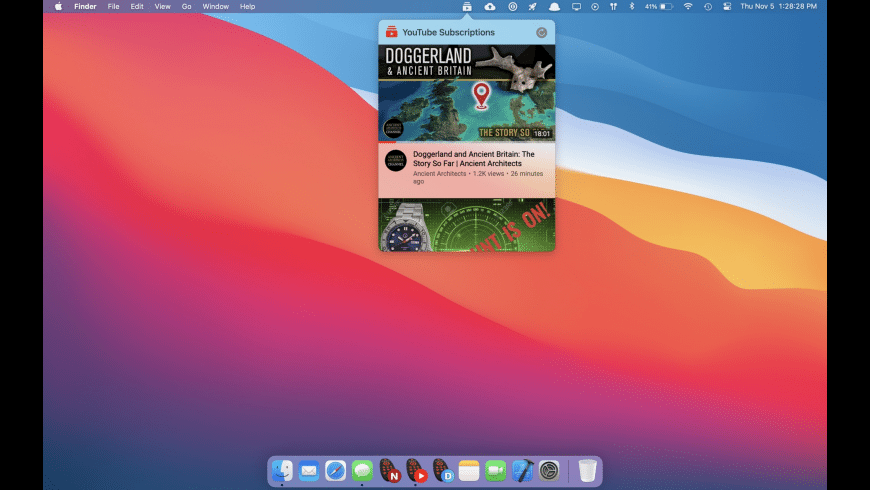Clicker for YouTube for Mac - review, screenshots