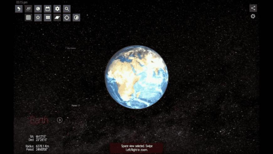 SkyORB 2020 Astronomy Lite for Mac - review, screenshots