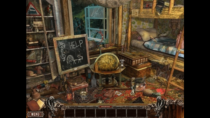 Fear for Sale: Mystery of McInroy Manor for Mac - review, screenshots