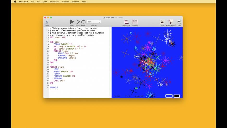 SeaTurtle for Mac - review, screenshots