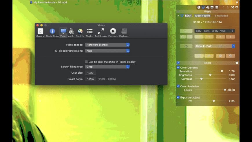 Movist for Mac - review, screenshots