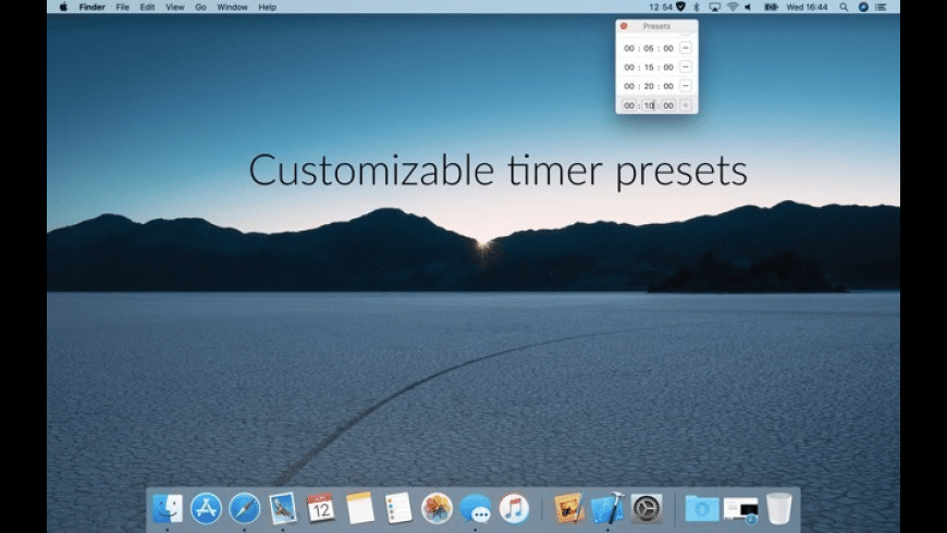 Timey 3 for Mac - review, screenshots