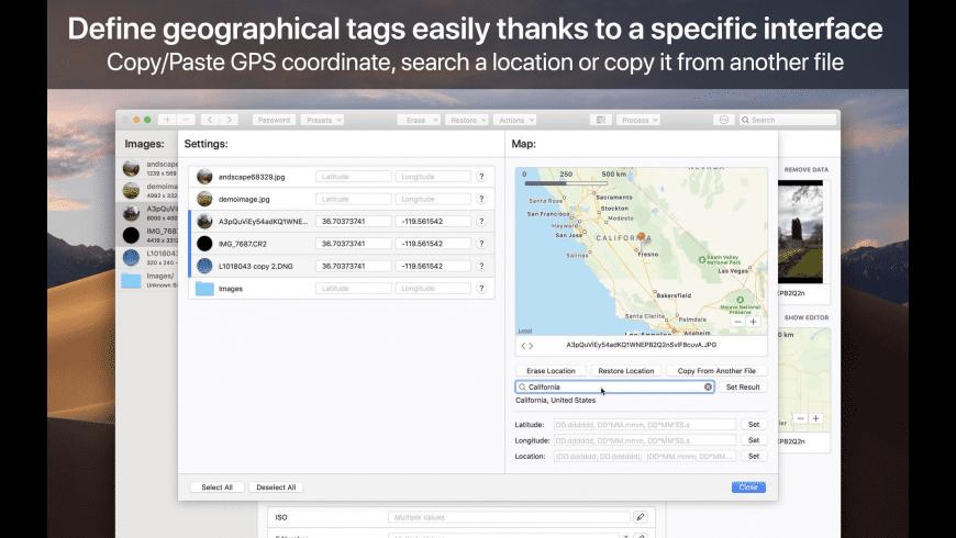 MetaImage for Mac - review, screenshots