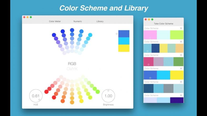 Color Picker C1 for Mac - review, screenshots