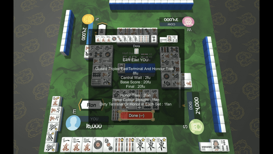 Mahjong Demon 2 for Mac - review, screenshots