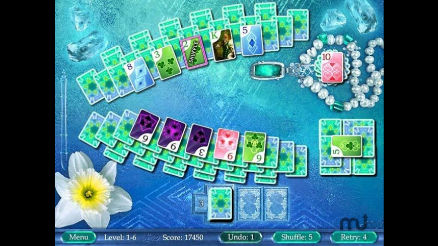 Heartwild Solitaire for Mac - review, screenshots