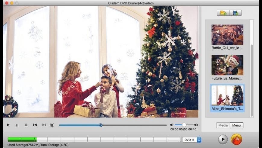 Cisdem DVDBurner for Mac - review, screenshots
