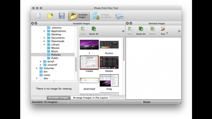 PhotoPrintPilot for Mac - review, screenshots