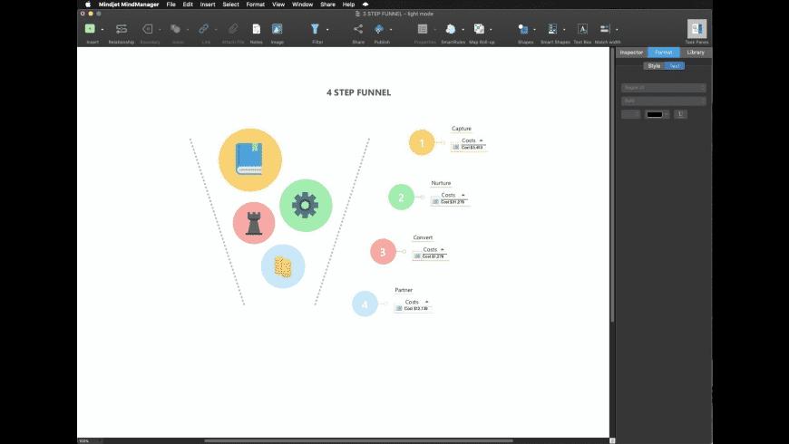 Mindjet MindManager for Mac - review, screenshots