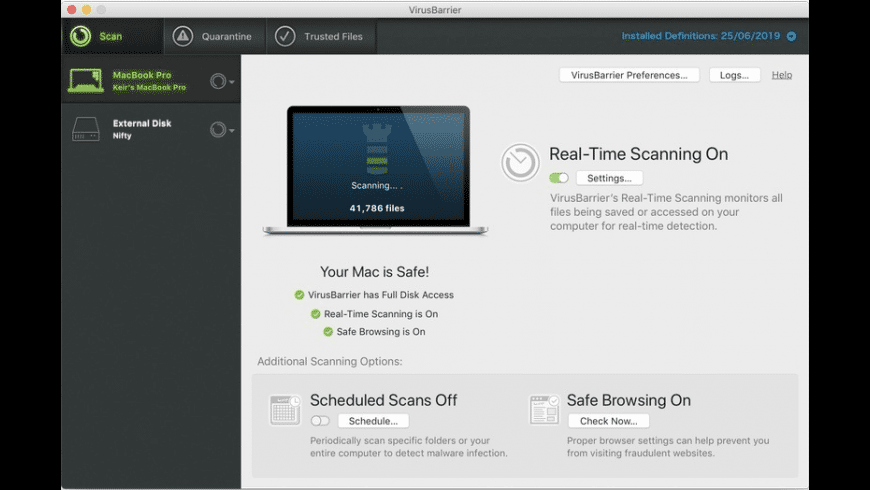 Intego Mac Internet Security for Mac - review, screenshots
