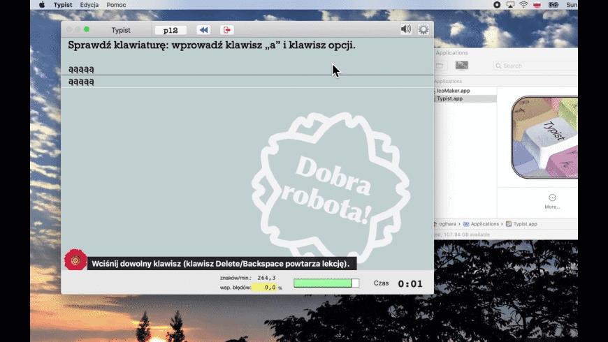 Typist for Mac - review, screenshots