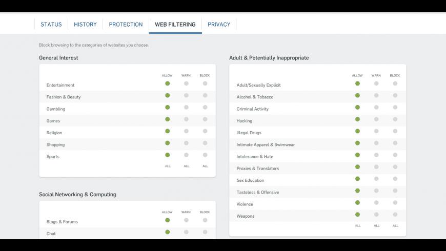 Sophos Home for Mac - review, screenshots