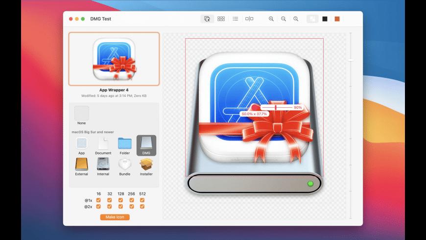 Iconographer Mini for Mac - review, screenshots