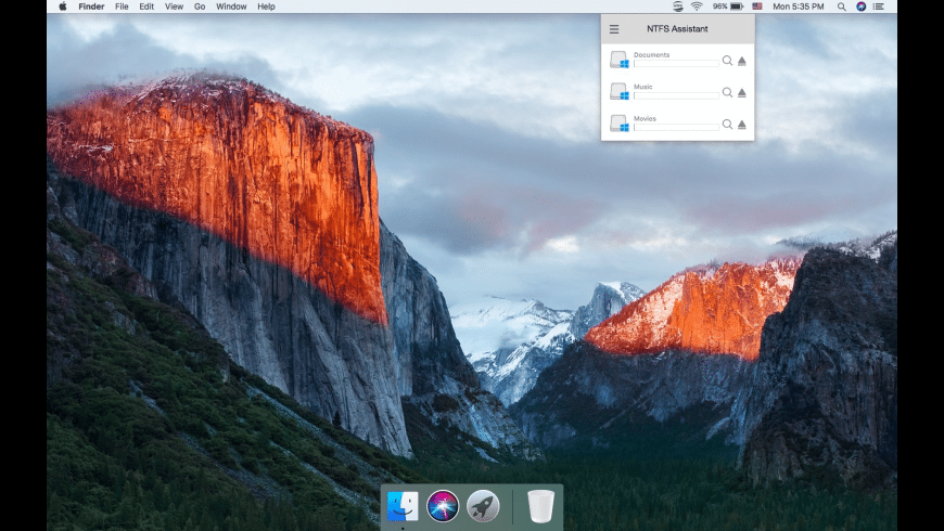 iBoysoft NTFS Lite for Mac - review, screenshots
