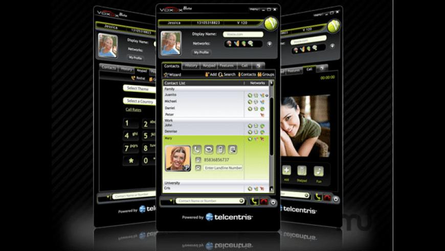 VoxOx for Mac - review, screenshots