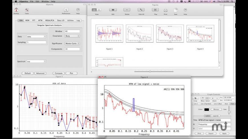 kSpectra for Mac - review, screenshots