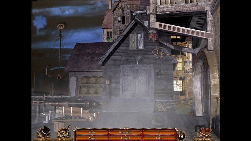 The Mysterious Case of Dr. Jekyll & Mr. Hyde for Mac - review, screenshots