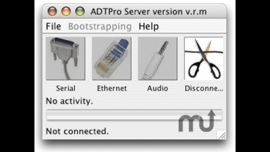 Apple Disk Transfer ProDOS for Mac - review, screenshots