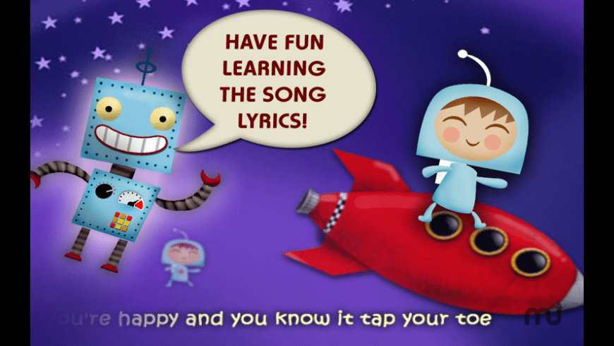 Kids Song Machine for Mac - review, screenshots