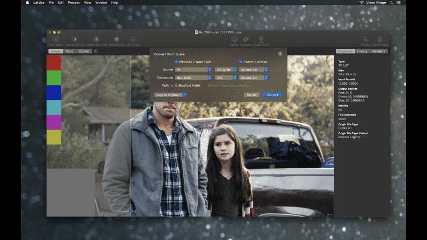 Lattice for Mac - review, screenshots