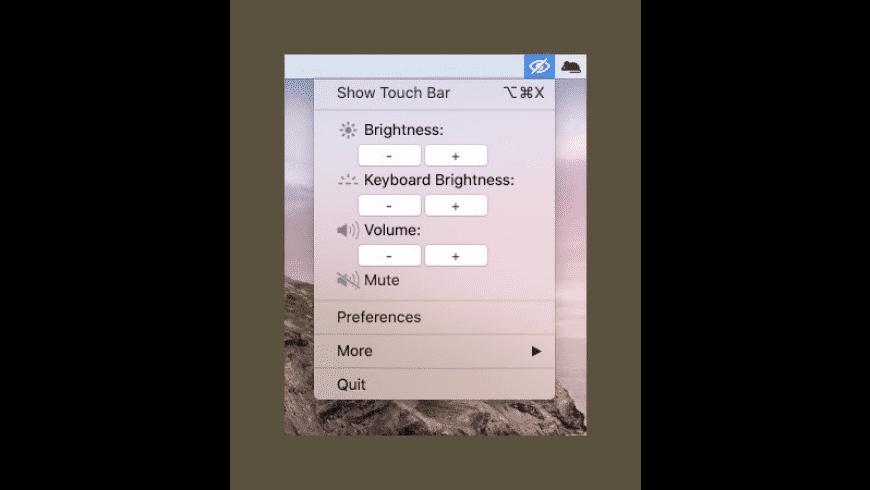 Hide My Bar for Mac - review, screenshots