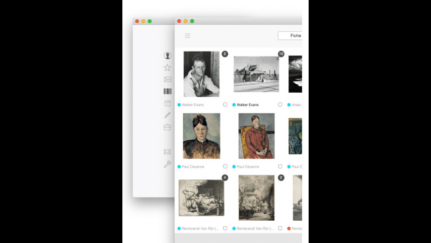 vGallery for Mac - review, screenshots