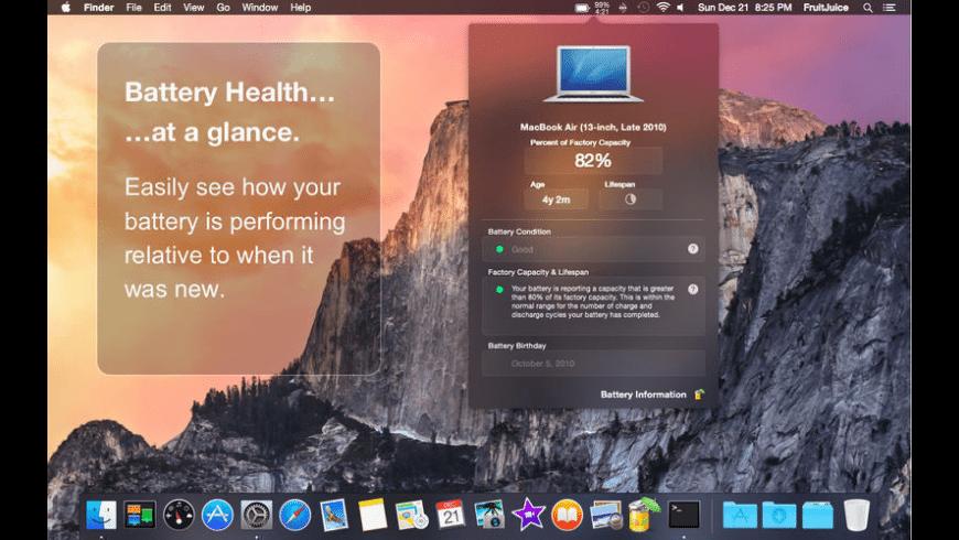 FruitJuice for Mac - review, screenshots