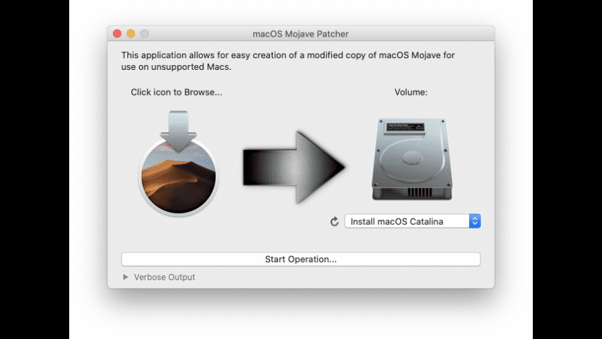 macOS Mojave Patcher for Mac - review, screenshots