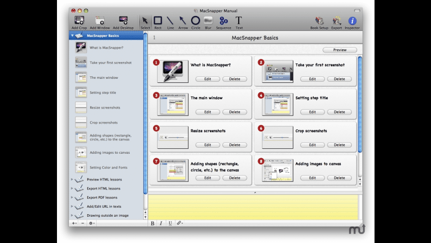 MacSnapper for Mac - review, screenshots