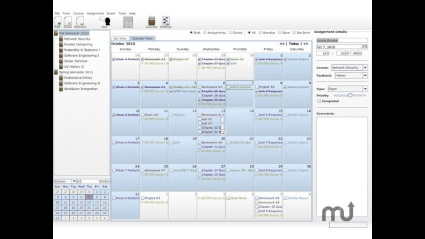 Get Organized for Mac - review, screenshots