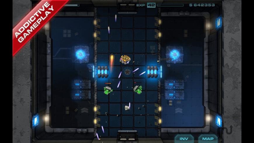 Robokill - Rescue Titan Prime for Mac - review, screenshots