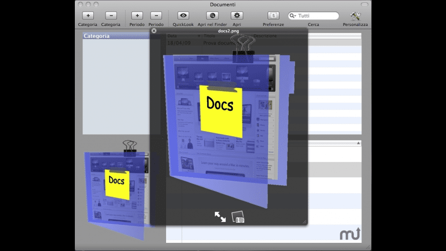 Docs for Mac - review, screenshots