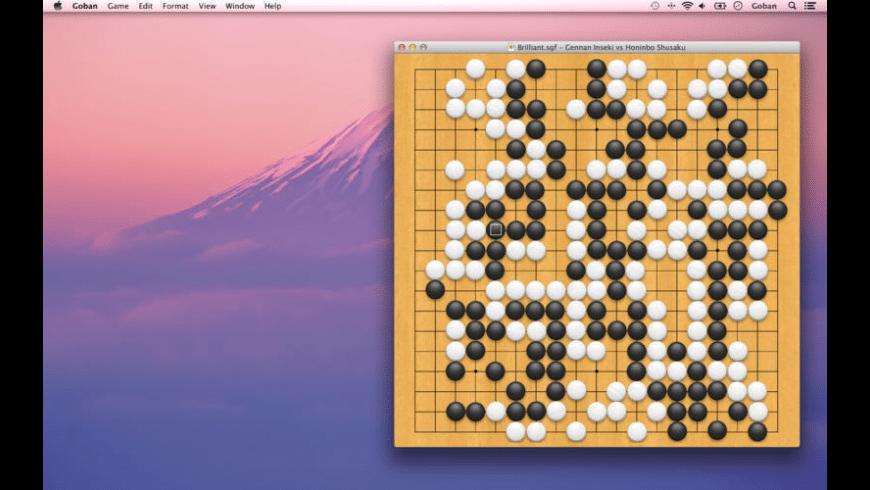 Goban for Mac - review, screenshots