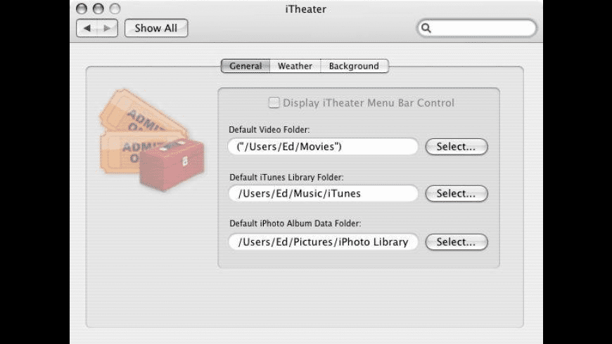 iTheater for Mac - review, screenshots