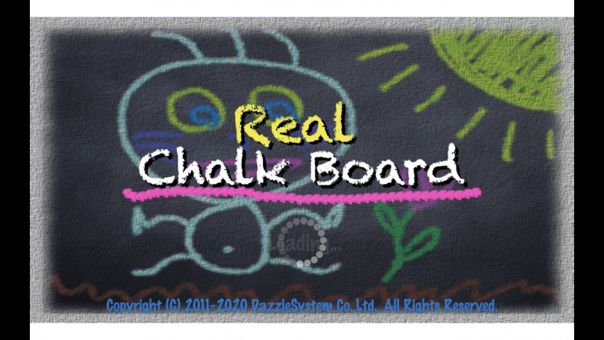 Real ChalkBoard for Mac - review, screenshots