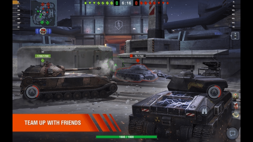 World of Tanks Blitz for Mac - review, screenshots