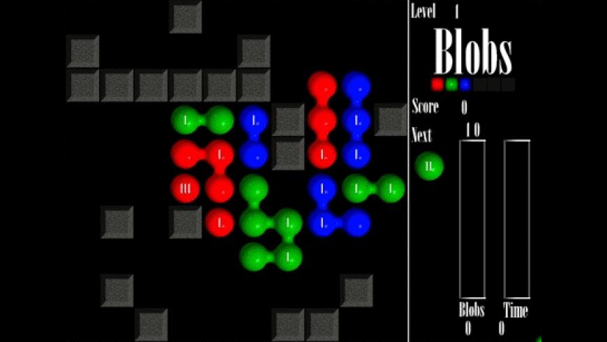 Blobs for Mac - review, screenshots
