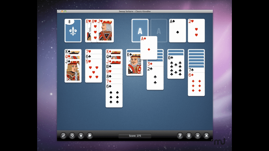 Swoop Solitaire for Mac - review, screenshots