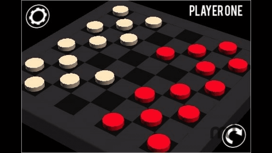 3D Checkers for Mac - review, screenshots