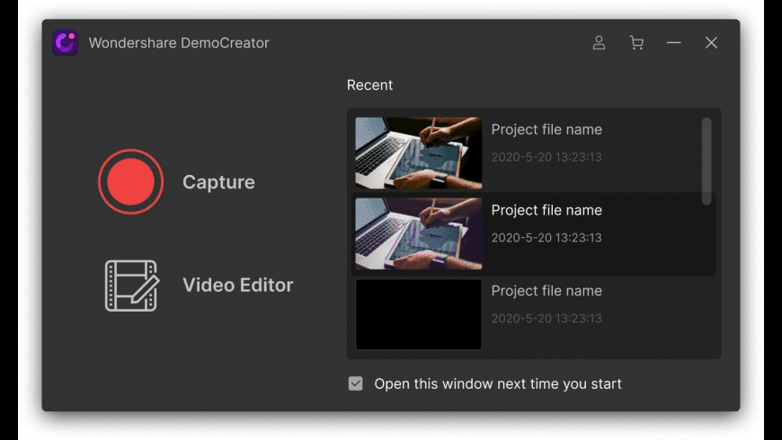 Wondershare DemoCreator for Mac - review, screenshots