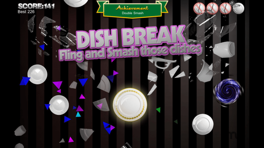 Dish Break for Mac - review, screenshots