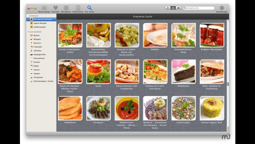 Cookiza! for Mac - review, screenshots
