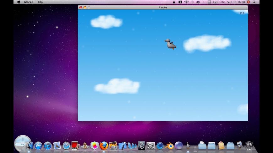 Alecko for Mac - review, screenshots