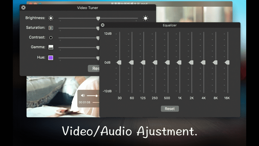 SupremePlayer for Mac - review, screenshots