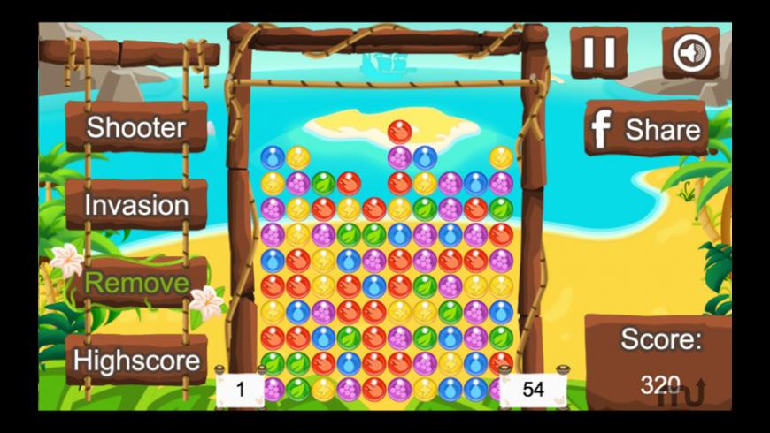 Bubble Mix 3 in 1 for Mac - review, screenshots