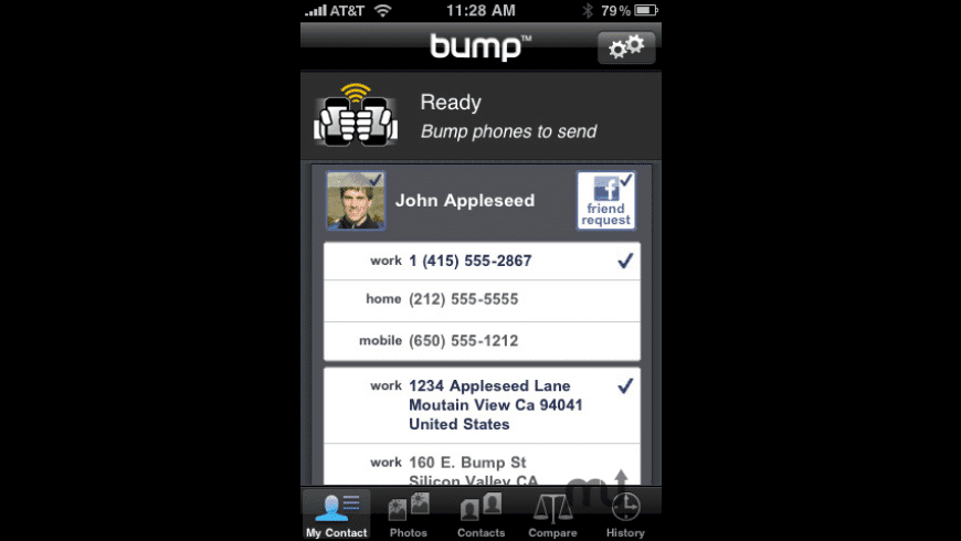 Bump for Mac - review, screenshots