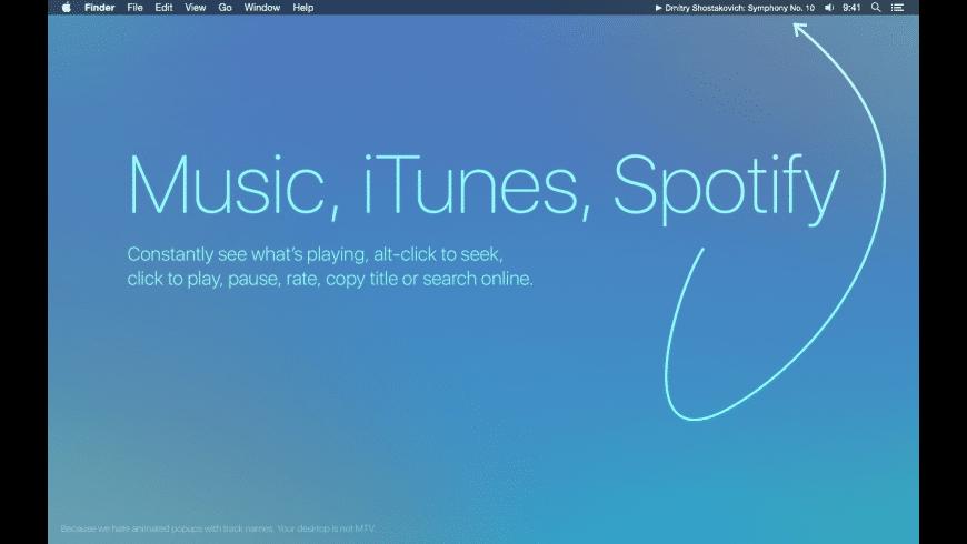 Emcee for Mac - review, screenshots