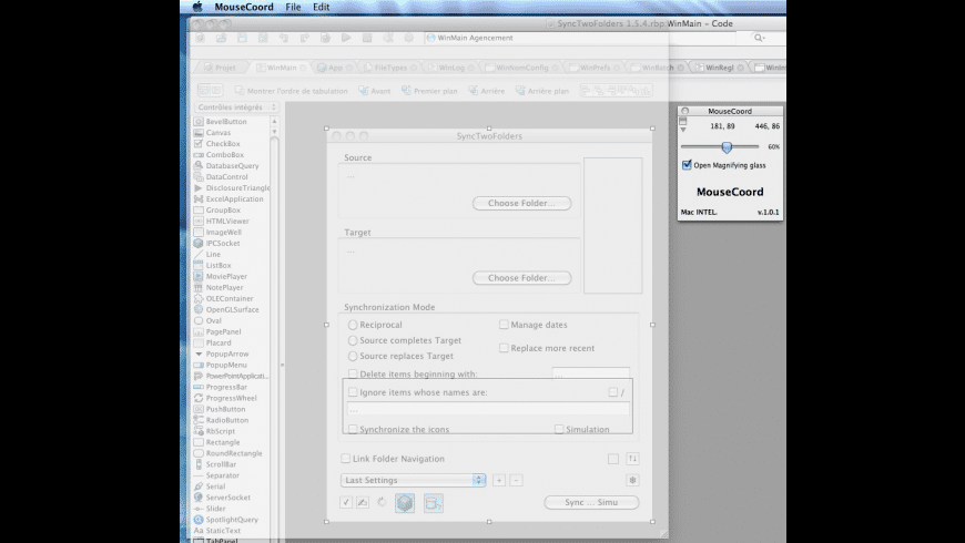 ScreenCaptCoord for Mac - review, screenshots