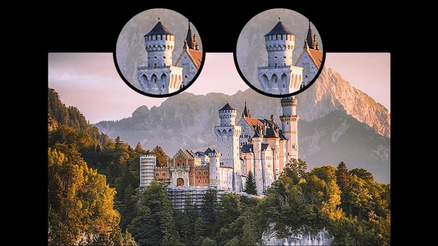 Topaz Gigapixel AI for Mac - review, screenshots